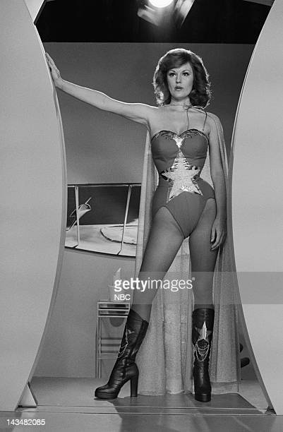 QUARK The Old and the Beautiful Episode 2 Aired 3/3/78 Pictured Barbara Rhoades as Princess Carna