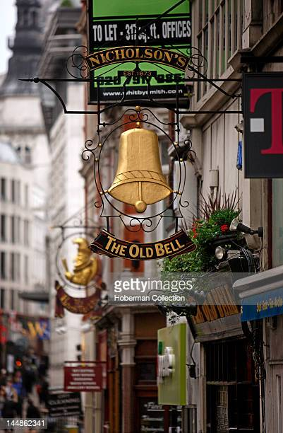 The Old Bell Pub London