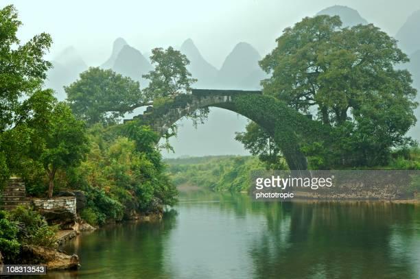 The Old Bridge at Fuli Village