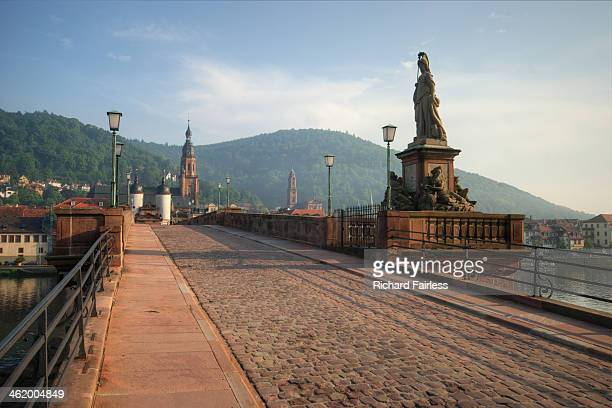 The Old Bridge of Heidelberg