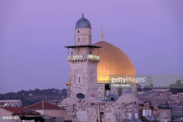 the old city of jerusalem - jerusalem stock pictures, royalty-free photos & images