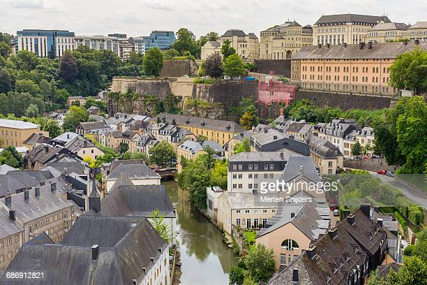 The Old City of Luxembourg