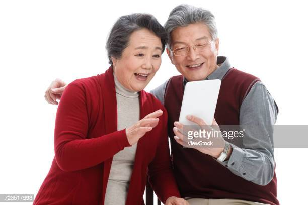 The old couple have a new year.