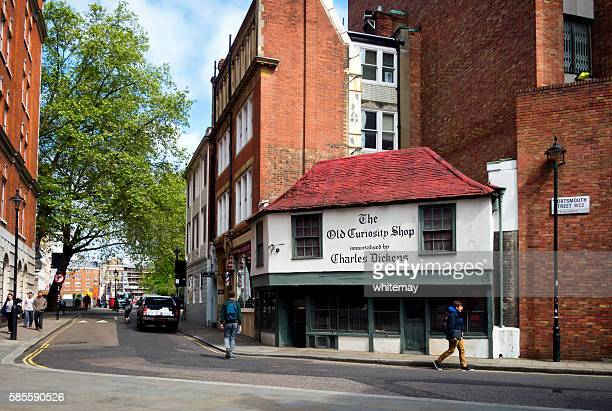 The Old Curiosity Shop in Portsmouth Street, London
