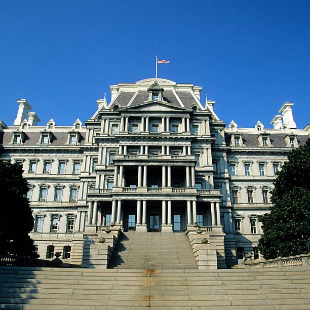 The Old Executive Office Building, Washington DC