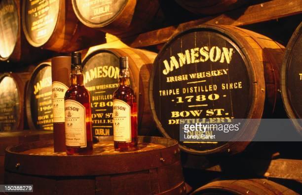 The Old Jameson Distillery.
