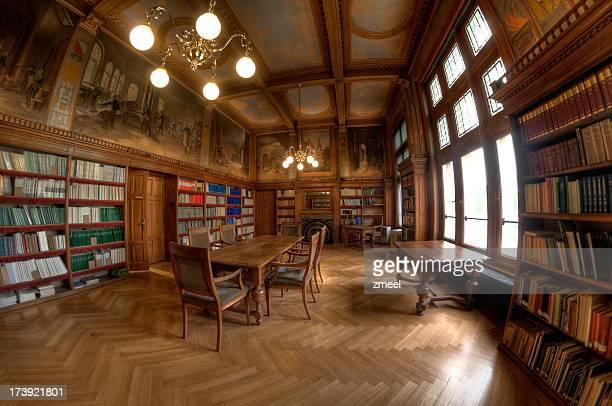 La vieja biblioteca