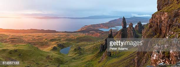 The Old Man of Storr Trotternish, Isle of Skye