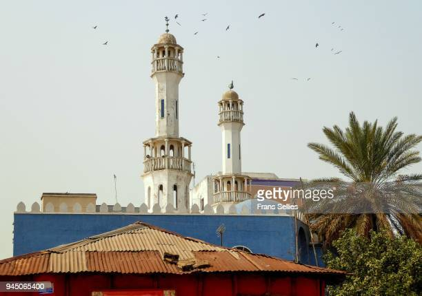 The Old mosque in Banjul, the Gambia
