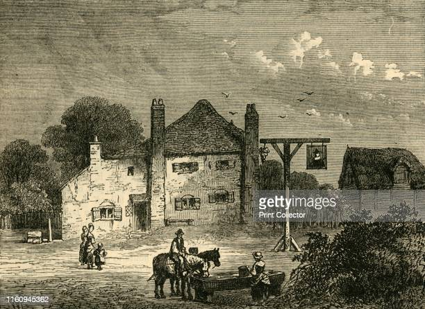 """The Old """"Mother Red Cap"""", in 1746', . The World's End pub on Camden High Street, formerly the Mother Red Cap first referenced when the area was..."""