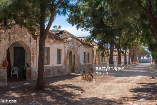 The old Novo Sancti Petri, Spain