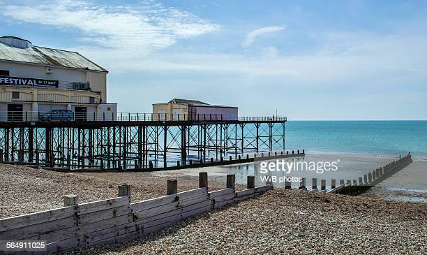 The Old Pier, Bognor Regis, West Sussex, England