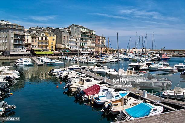 The old port of Bastia