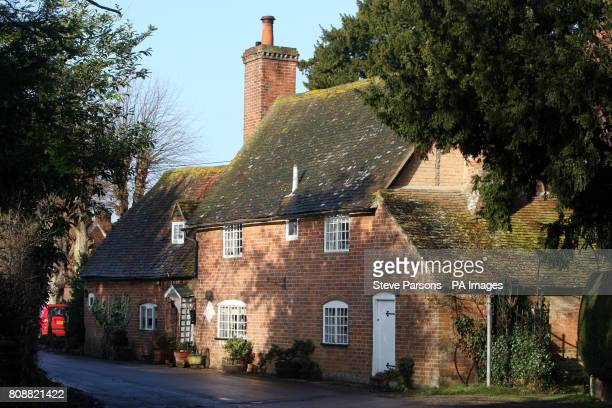 The Old Post Office in the village of Bucklebury in Berkshire