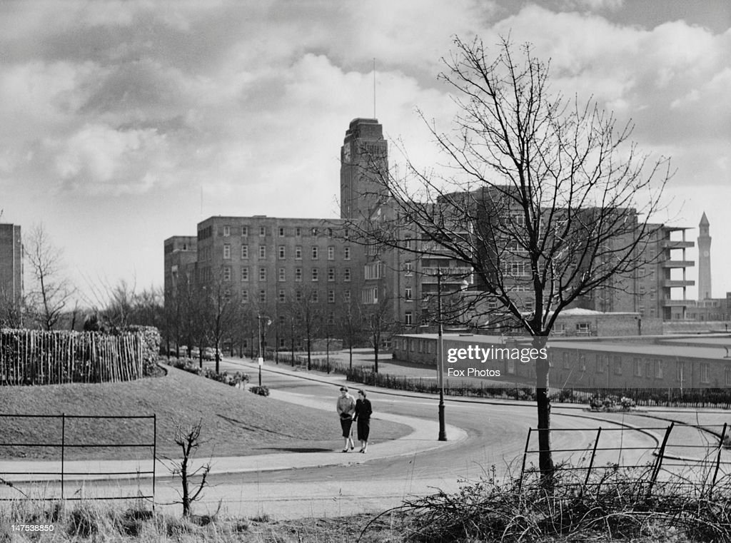 Old Queen Elizabeth Hospital : News Photo
