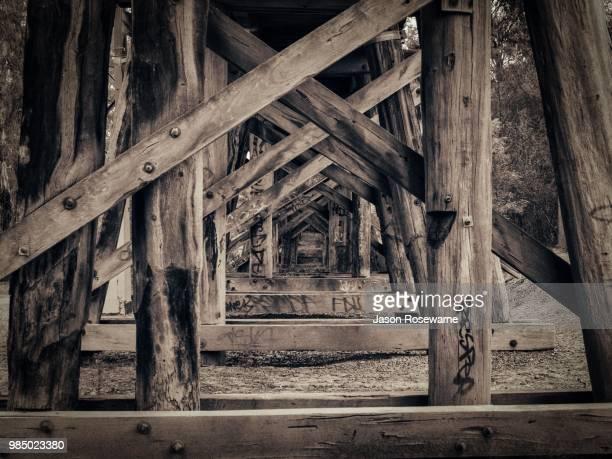 'The Old Rail Bridge'