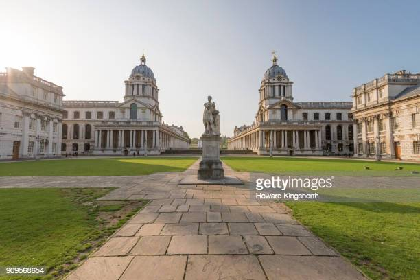The Old Royal Naval Hospital, Greenwich