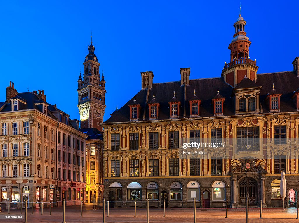 The Old Stock Exchange, Lille : Nieuwsfoto's