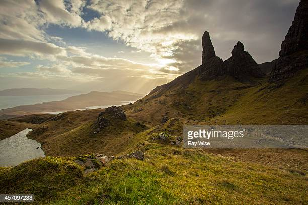 The Old Storr of Skye
