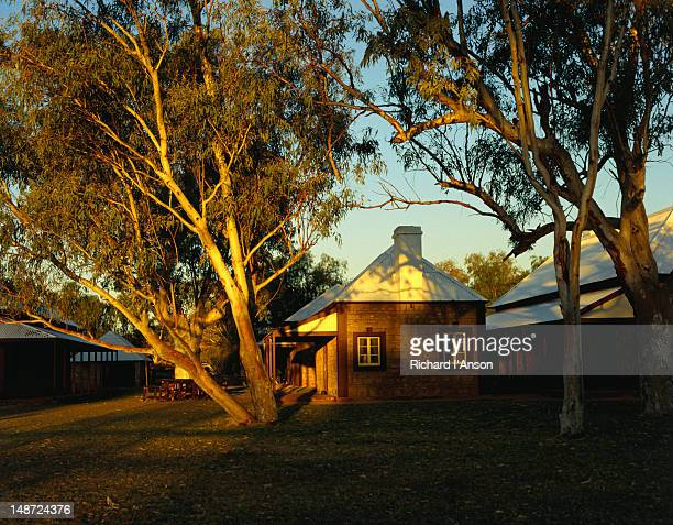The Old Telegraph Station - Alice Springs, Northern Territory