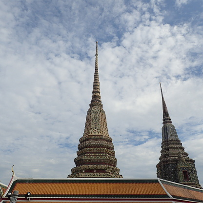 The old temple Pho in Bangkok open freely to public 877274796