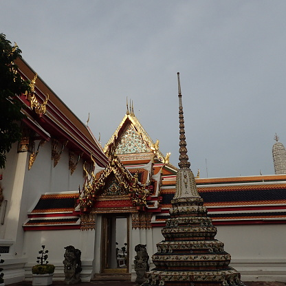 The old temple Pho in Bangkok open freely to public 877274854