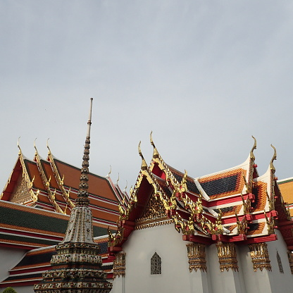 The old temple Pho in Bangkok open freely to public 877274892