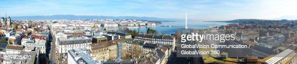 The Old Town of Geneva, Switzerland