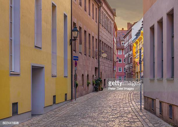 The old town of Nurnberg