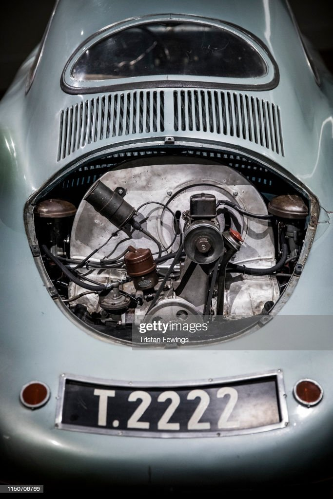 Sotheby's Porsche Sale Preview : News Photo