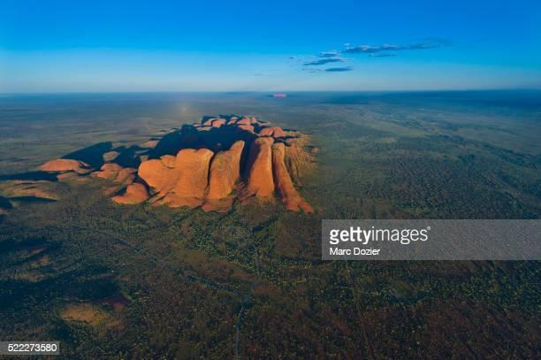 The Olgas at Uluru-Kata Tjuta National Park