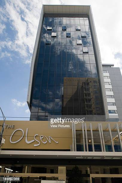 The Olsen Chapel Street Melbourne Victoria Australia Architect Rothe Lowman Rothe Lowman'S Olsen Hotel In Melbourne Part Of The Art Series Hotels...
