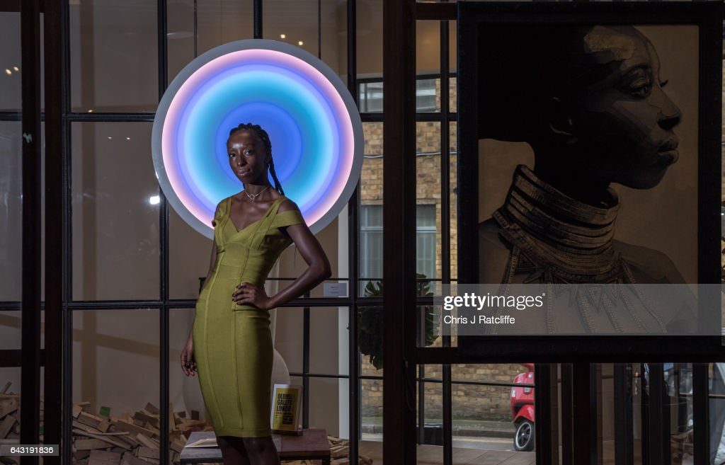 'Switch' Exhibition in collaboration with The Olumide Gallery, London : News Photo