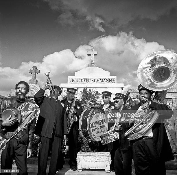 The Olympia Brass Band is a New Orleans jazz brass band founded by saxophonist Harold Dejan in 1958