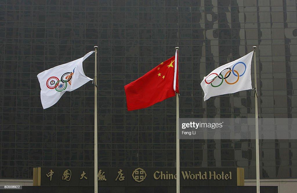IOC Executive Board And ANOC Meetings : News Photo