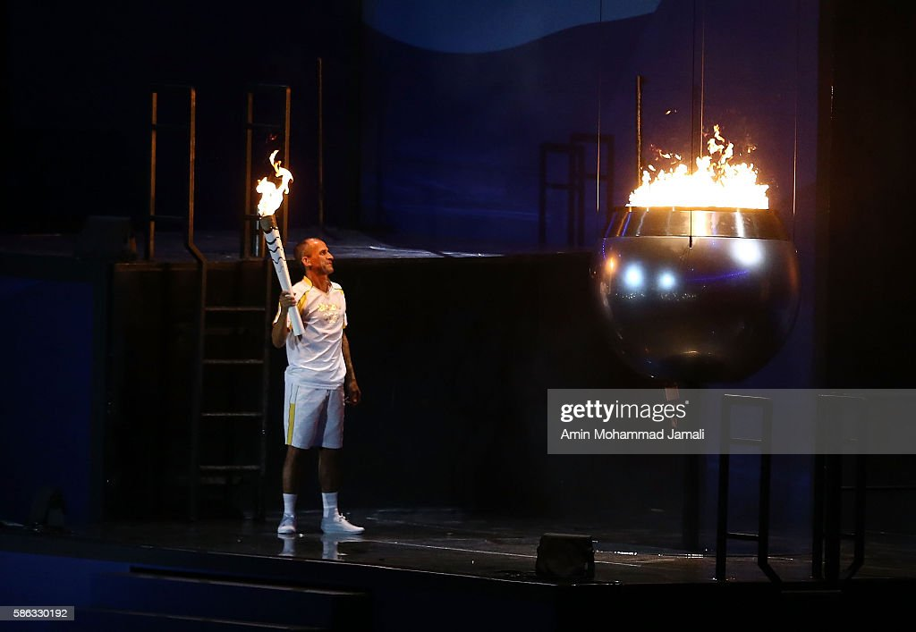 Opening Ceremony 2016 Rio Olympic Games : News Photo
