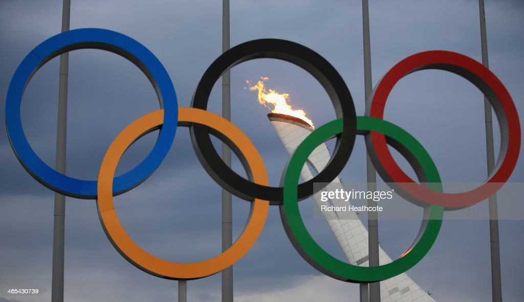Views Of Sochi Ahead Olympic Games : ニュース写真