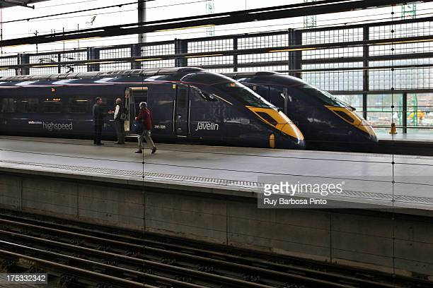 The Olympic Javelin or Javelin was a high speed train shuttle service operated by Southeastern over High Speed during the 2012 Summer Olympics and...