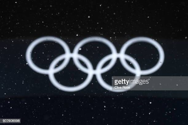 Olympic Symbol Images Stock Photos And Pictures Getty Images