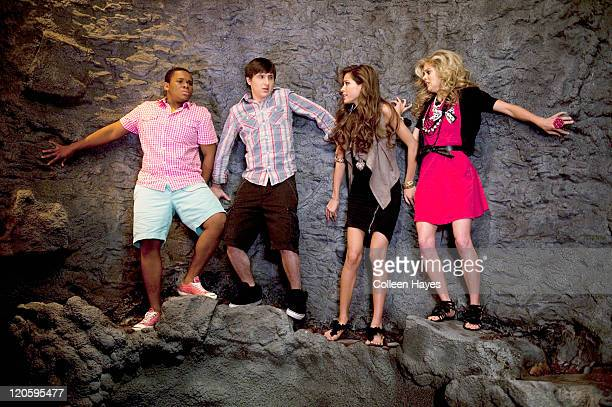 KINGS 'The One About Mikayla's Friends' When Mikayla's watchful eye keeps Brady and Boomer from getting into mischief they host an islandwide search...