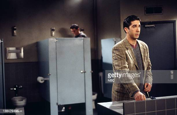 FRIENDS The One After the Superbowl Part 2 Episode 13 Air Date Pictured Matt LeBlanc as Joey Tribbiani David Schwimmer as Ross Geller
