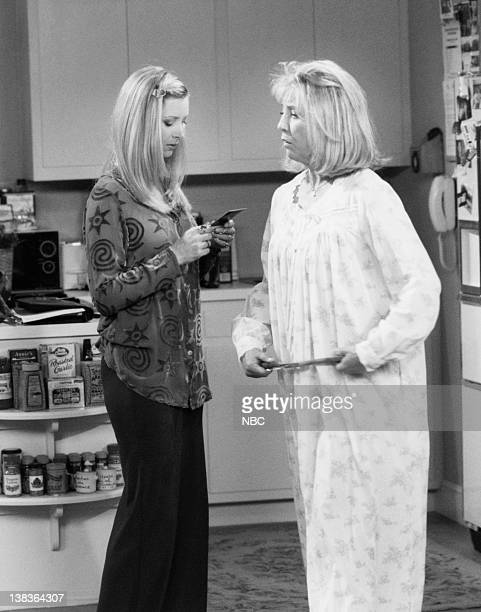 FRIENDS The One at the Beach Episode 25 Air Date Pictured Lisa Kudrow as Phoebe Buffay Teri Garr as Phoebe Abbott Sr