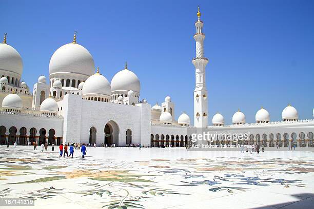 CONTENT] The one of the beautiful mosque i ever seen I has many records in the world eg world tallest shandlier world most expensive mat their which...