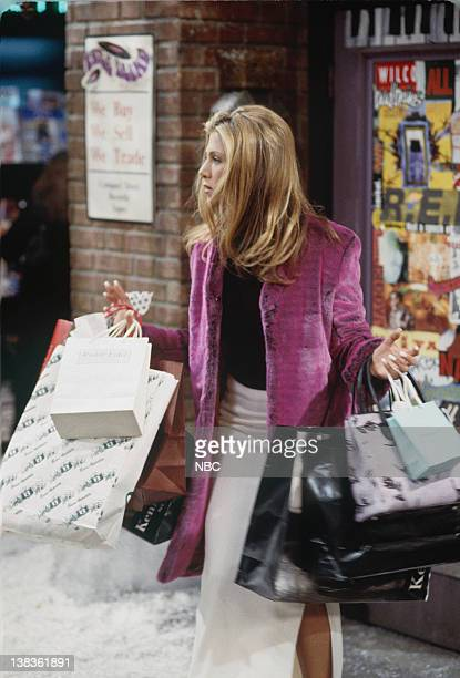 FRIENDS 'The One That Could Have Been Part 1 2' Episode 15 16 Pictured Jennifer Aniston as Rachel Green