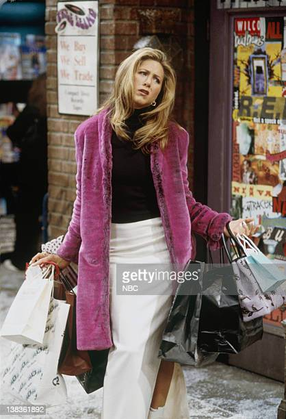 FRIENDS The One That Could Have Been Part 1 2 Episode 15 16 Pictured Jennifer Aniston as Rachel Green