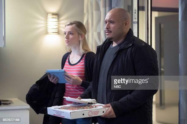 FIRE 'The One That Matters Most' Episode 616 Pictured Kara Killmer as Sylvie Brett Joe Minoso as Joe Cruz