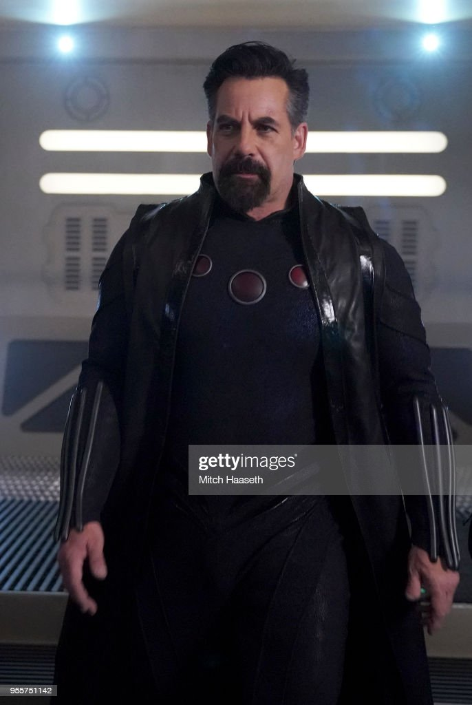 S AGENTS OF S.H.I.E.L.D. - 'The One Who Will Save Us All' - A newly determined Talbot takes Coulson to meet the enemy and attempts to stave off the destruction of Earth, on 'Marvel's Agents of S.H.I.E.L.D.,' FRIDAY, MAY 4 (9:01-10:01 p.m. EDT), on The ABC Television Network. ADRIAN