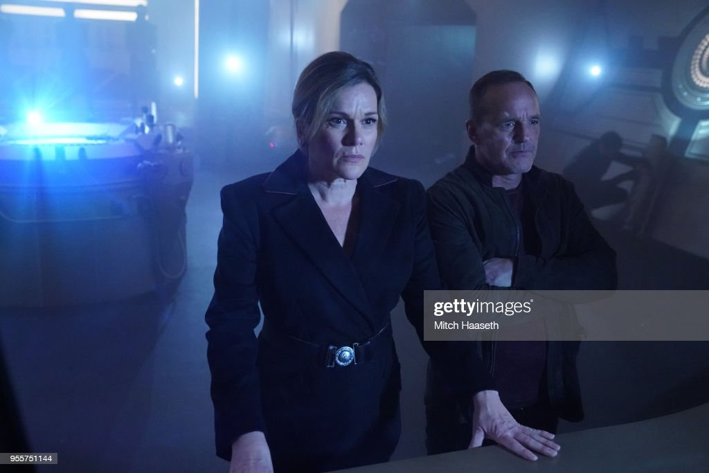 S AGENTS OF S.H.I.E.L.D. - 'The One Who Will Save Us All' - A newly determined Talbot takes Coulson to meet the enemy and attempts to stave off the destruction of Earth, on 'Marvel's Agents of S.H.I.E.L.D.,' FRIDAY, MAY 4 (9:01-10:01 p.m. EDT), on The ABC Television Network. CATHERINE