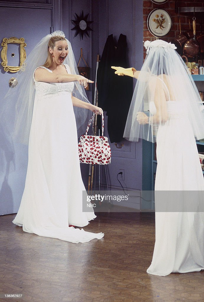 Friends The One With All Wedding Dresses Episode 20