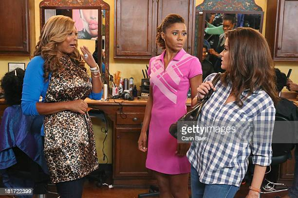 THE NEIGHBORS 'The One With Interspecies FRIENDS' After a botched game night leaves Jackie doubting her and Debbie's friendship they go for makeovers...